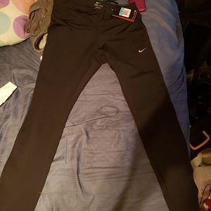 Nike dri-fit fitness pants